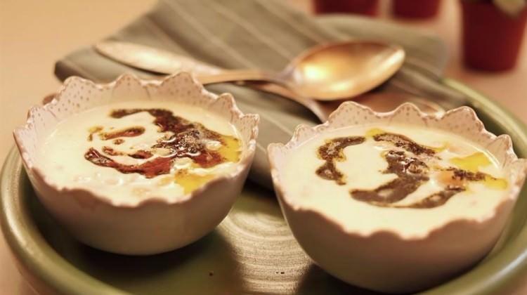 İncikli yoğurt çorbası tarifi