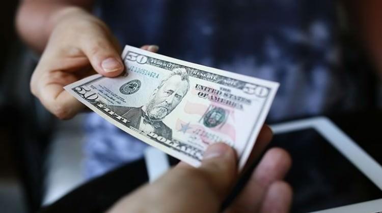 Dolar 3.55'e yaklaştı
