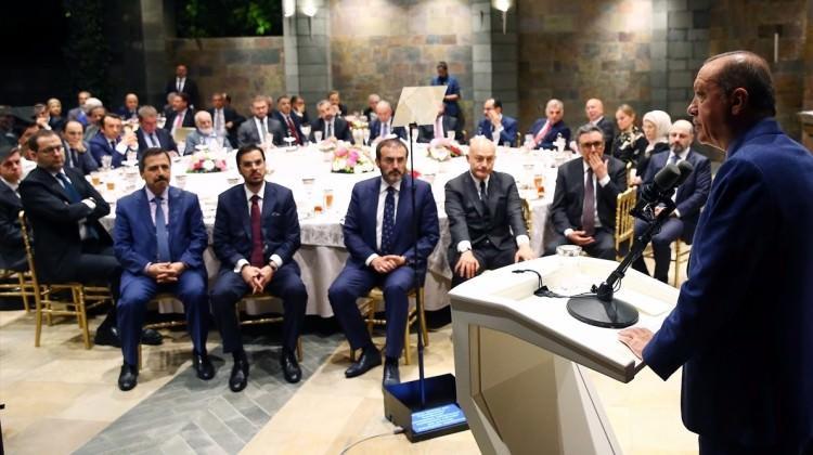 Erdoğan'ın ismini vermediği işadamı ortaya çıktı