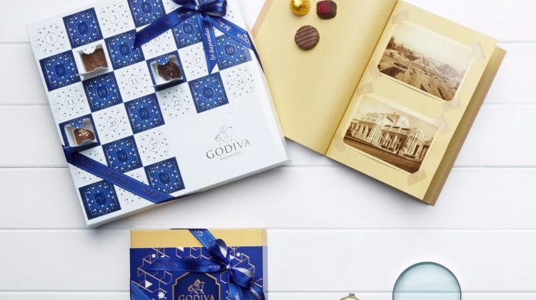 Godiva'dan bayram özel koleksiyonu