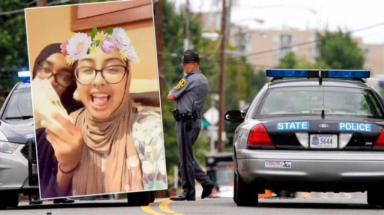 ABD'de camiden çıkan genç öldürüldü!