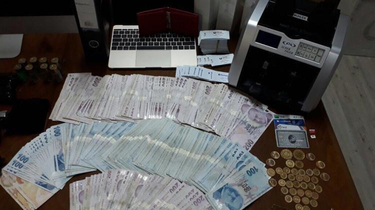 İzmir'de 6 milyonluk vurgun böyle ortaya çıktı!