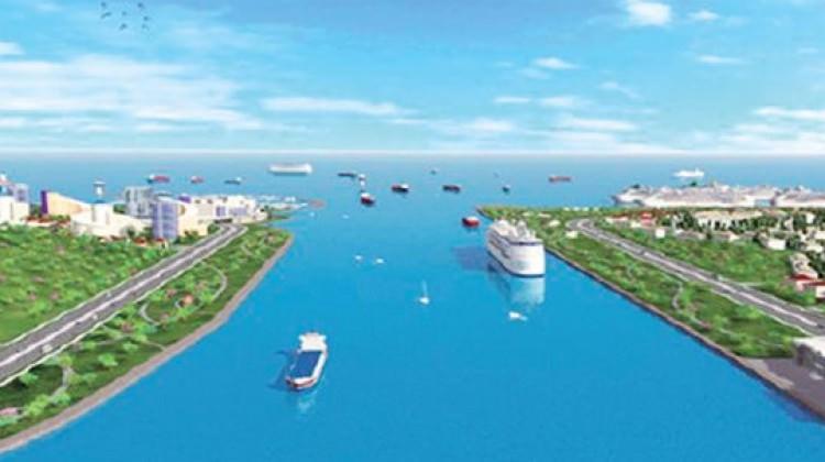 Kanal İstanbul Güzergahı Netleşti