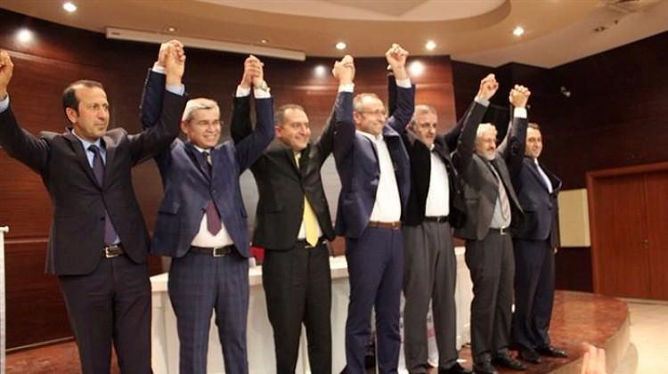 Meslekte Birlik yeni başkanını seçti!