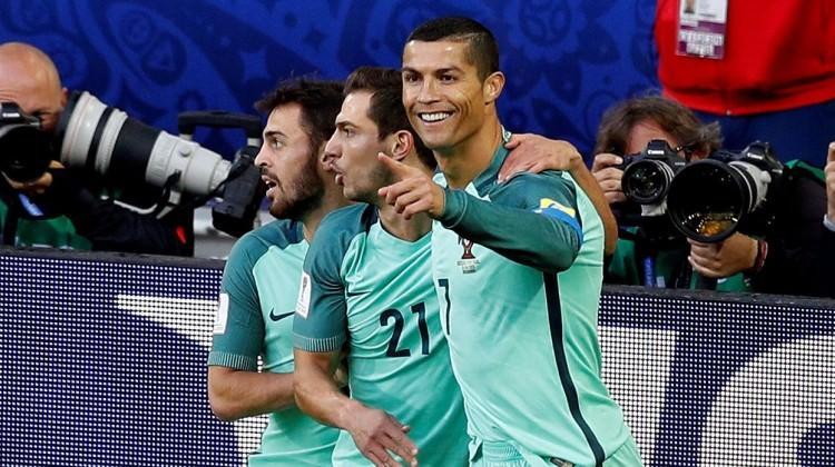 Portekiz ilk galibiyetini aldı