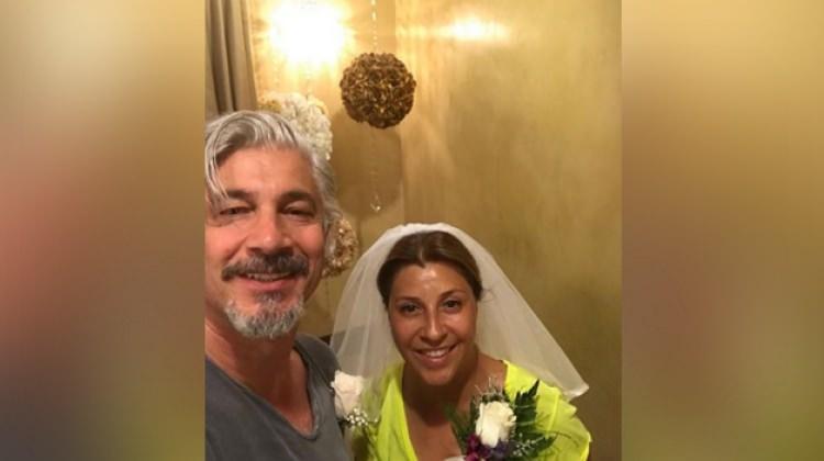Behzat Uygur ikinci kez evlendi