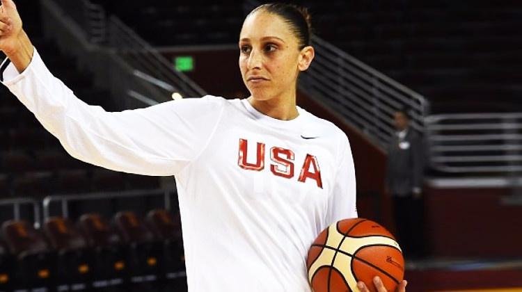 Taurasi WNBA tarihine geçti!