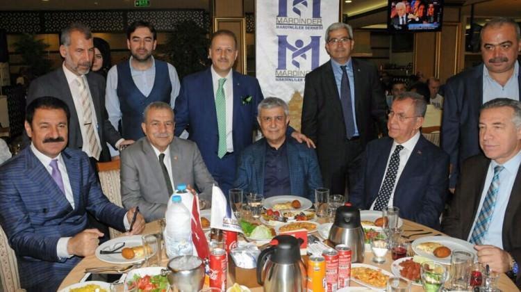 Mardin'in birliği dünyada örnektir