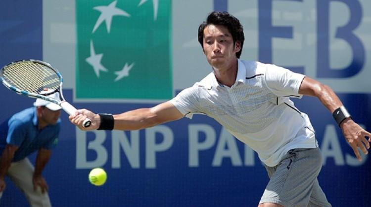 Antalya Open'da Sugita şampiyon oldu