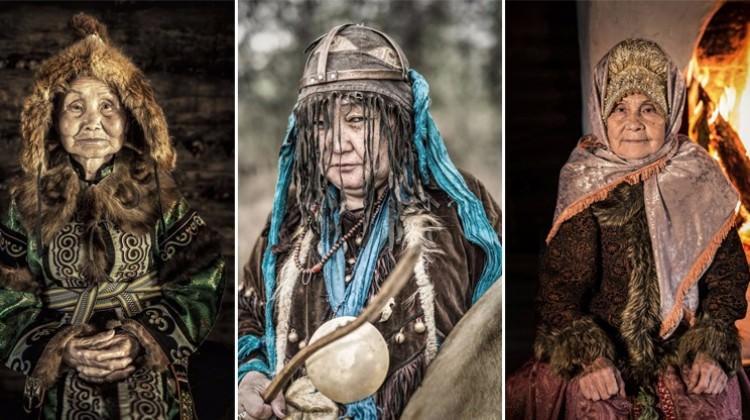 Yerli halkı fotoğraflamak için tam 6 ayını harcadı