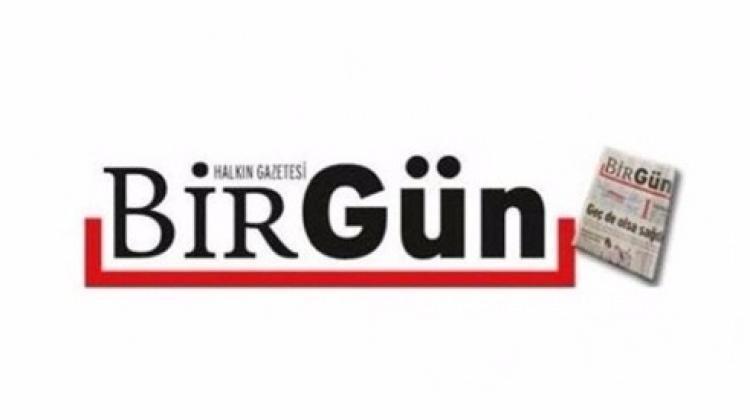 Birgün gazetesi Yunan için Türklere nefret kustu