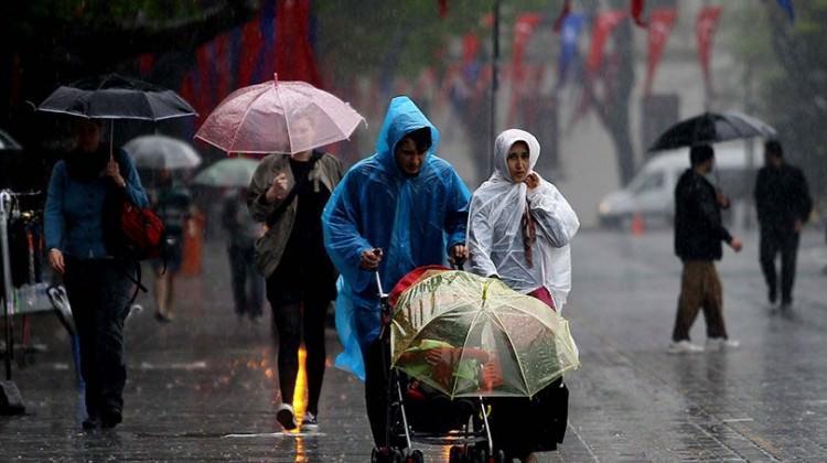 Meteoroloji'den Batı Karadeniz'e fırtına uyarısı