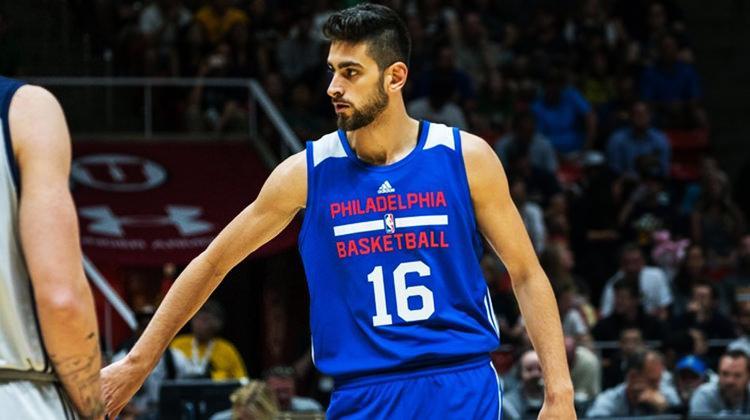 Furkan Korkmaz NBA'de ilk maçına çıktı!
