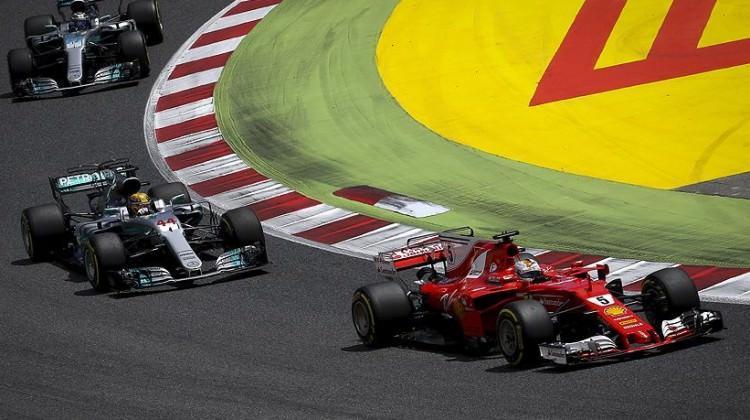 Hamilton 5 sıra arkadan başlayacak