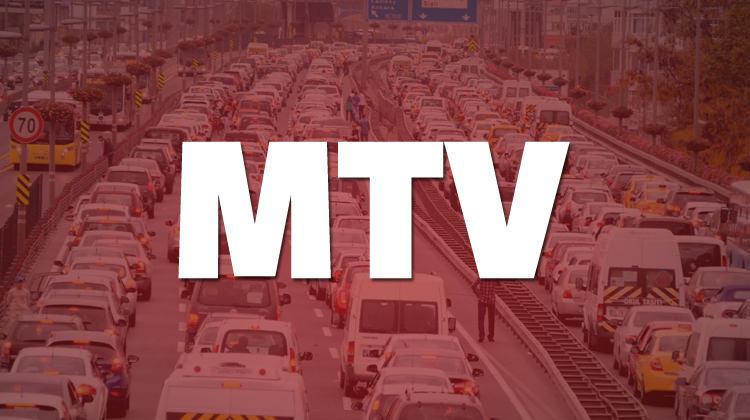 MTV ödemesi nasıl yapılır? 2017 Temmuz MTV ödemesi son gün ne zaman?