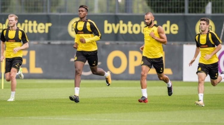 Ömer Toprak, Dortmund ile ilk idmanına çıktı!