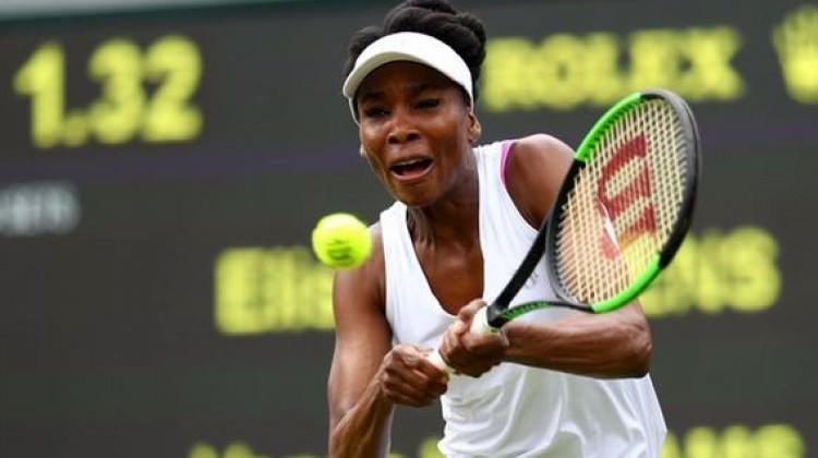 Venus Williams tarihe geçti