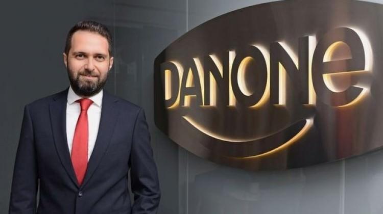 Danone Türkiye sütlü ürünlere yeni genel müdür