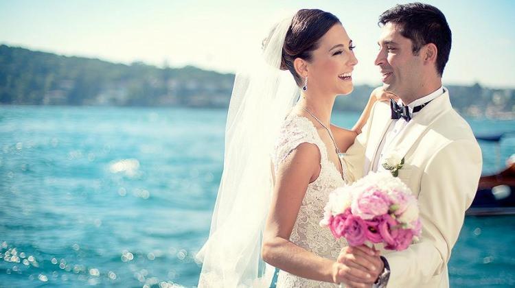 Düğünden önce stres atın!