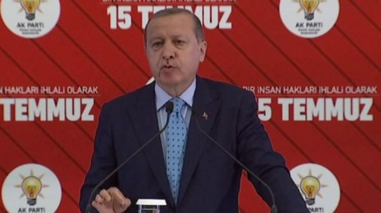 Erdoğan sert çıktı: Devlet mi besleyecek bunları!
