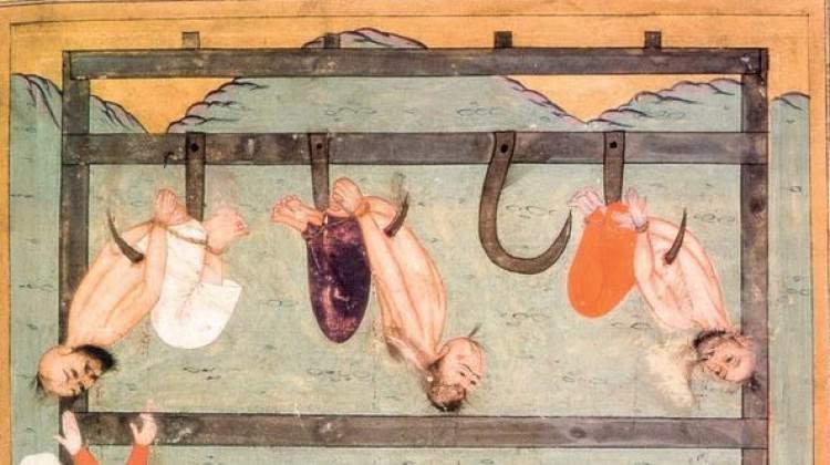 FETÖ için en ideal infaz yöntemi Osmanlı'da varmış