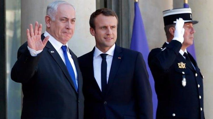 Macron'dan tarihi itiraf!