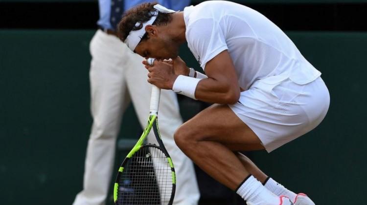 Tenisin efsanesi Nadal havlu attı