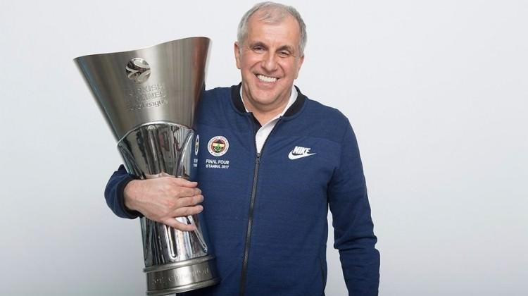 Zeljko Obradovic'e büyük onur!