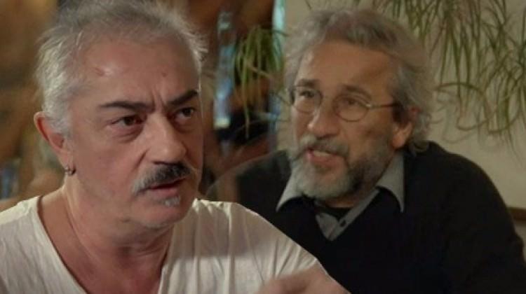 Mustafa Altıoklar ve Can Dündar Almanya'da buluştu