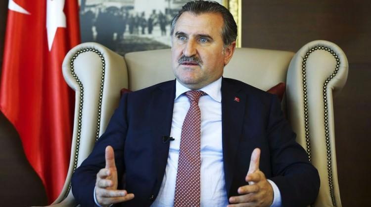 Bakan Bak'tan yabancı sınırlaması açıklaması