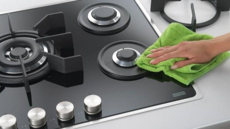 Ankastre ocak ve fırın nasıl temizlenir?