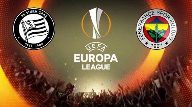Uefa Avrupa Ligi Sturm Graz Fenerbahce Maci Hangi