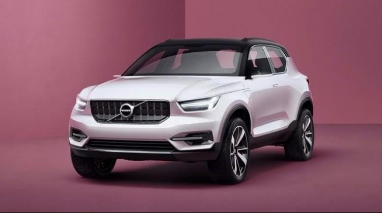 Volvo lüks compact crossover sınıfına giriyor