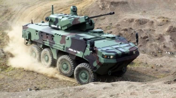 Zırhlı araçların gücü yapay zekayla artacak