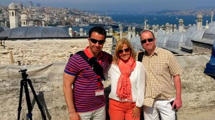 İstanbul'a en çok o ülkeden turist geldi