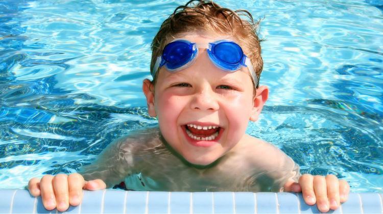 Çocuklarda yüzmenin faydaları
