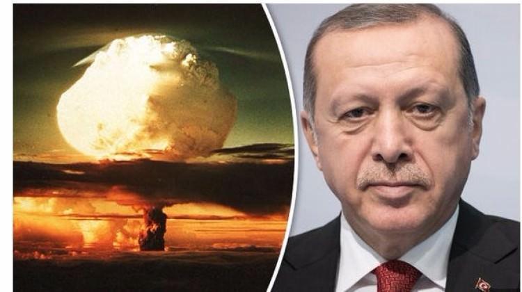 İngiliz gazetenin 'atom bombası' iddiası!