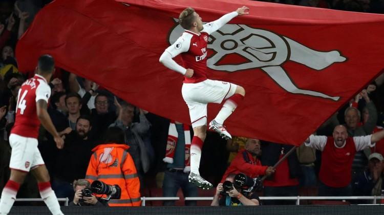 Arsenal'den çılgın geri dönüş!