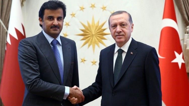 İmzalar atıldı! Katar ile Türkiye anlaştı