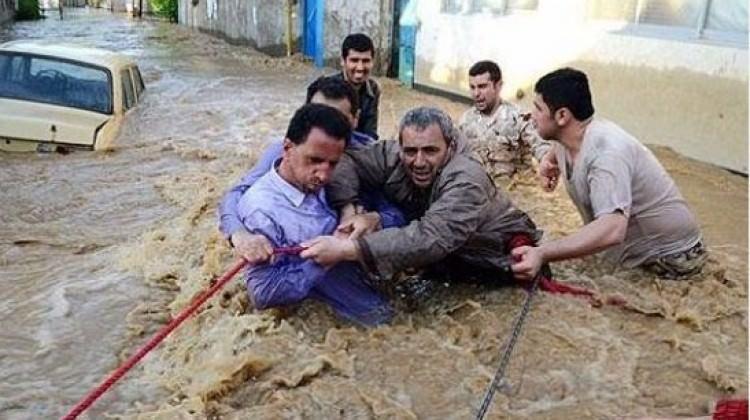 İran'da sel felaketi: 11 kişi öldü