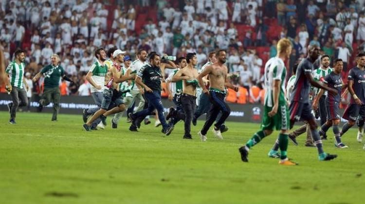 Konyaspor'un cezası TBMM gündeminde!