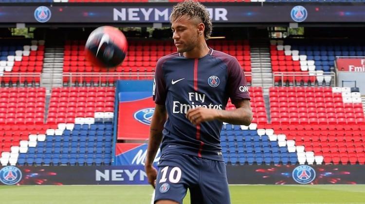 PSG'ye Neymar müjdesi! Lisansı çıktı!