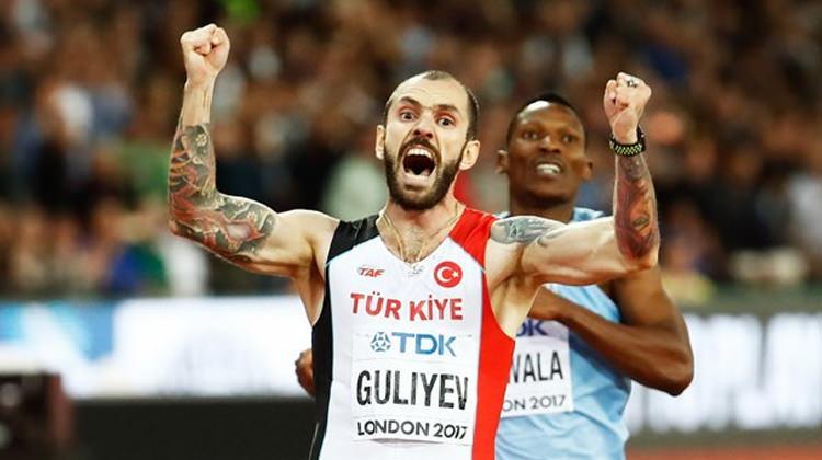 "Ramil Guliyev ""Ayın Atleti"" oldu"