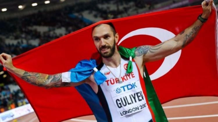 Ramil Guliyev bir rekor daha kırdı!