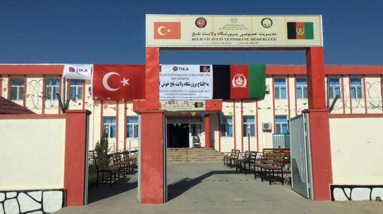 TİKA'dan Afganistan'a dev hizmet!