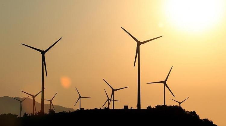Türkiye'nin ilk yerli rüzgar gülü