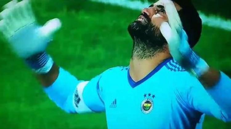 Volkan Demirel'in yediği gol olay oldu