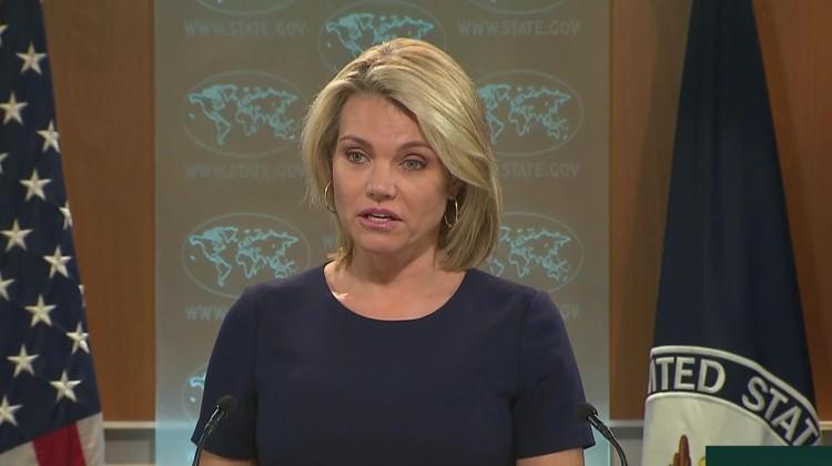 ABD Dışişleri'nden Münbiç açıklaması
