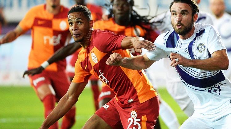 Galatasaray'ın yeni transferi herkesi büyüledi