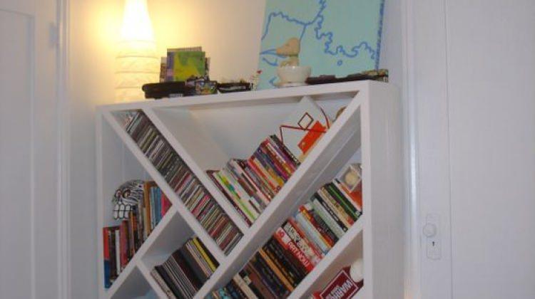 Kütüphane sevenlere özel dekorasyon fikirleri